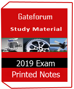 Printed Notes of Best Gate Study Materials