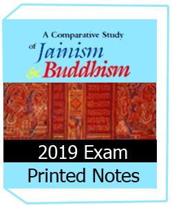Printed Notes of Jainism & Bhuddhism