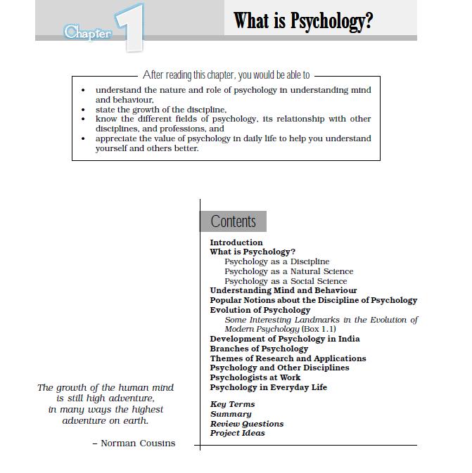NCERT-11th-PSYCHOLOGY