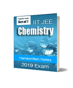 Printed Notes of IIT JEE Toppers Handwritten Notes - Chemistry (Set of 7 Books)