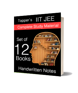 Printed Notes of IIT JEE Toppers Handwritten Notes - Complete Study Material (Set of 12 Books)