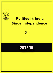 NCERT-XII-Polity-Politics In India Since Independence