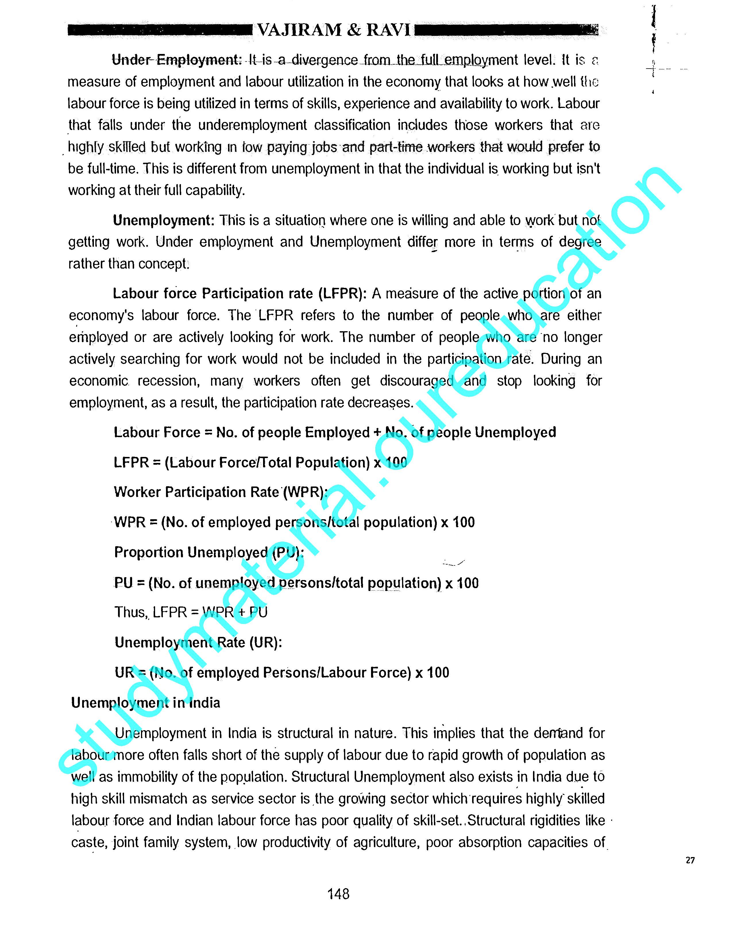 General Studies Printed notes-Vajiram and Ravi -yellow books for IAS Mains  and PT Examination