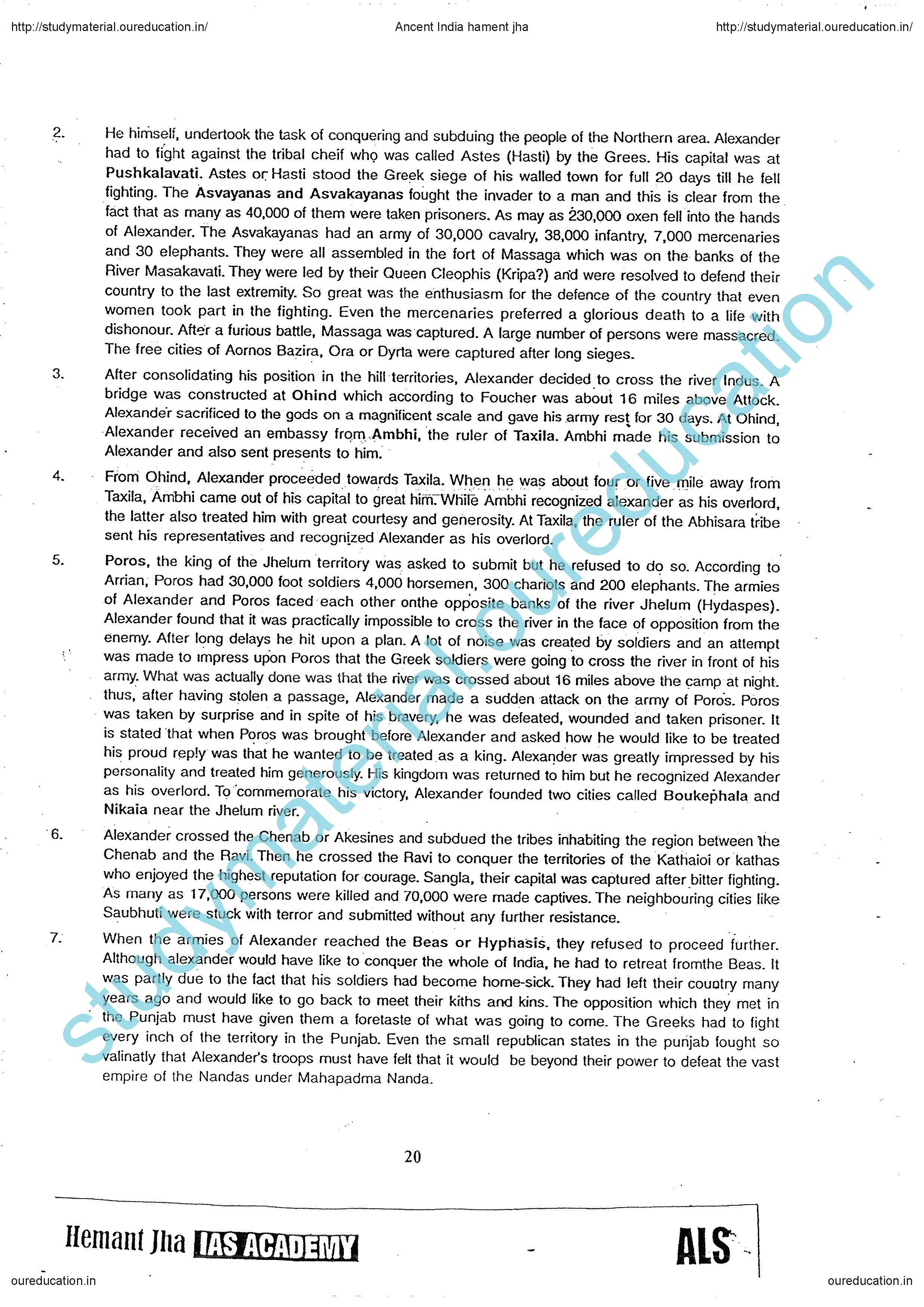indian history notes for upsc pdf