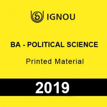 BA-Political Science