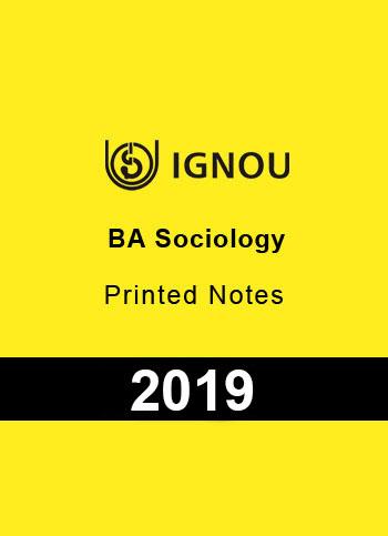 BA Sociology