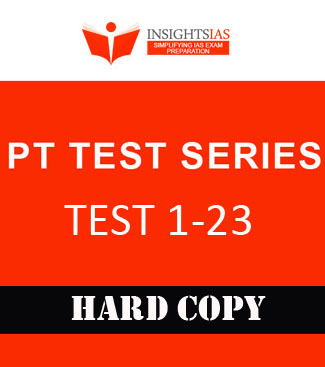 INSIGHTS IAS PT-TEST SERIES -2017 TEST 1- 29