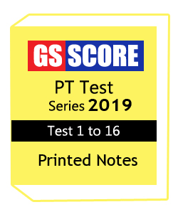 Printed Notes of GS Score PT Test Series 2017 From Test 1 to 16 With Answers