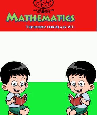 NCERT Class VII Maths Text Book