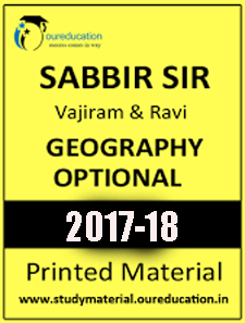 Sabbir Sir Vajiram and Ravi Geography Optional Notes