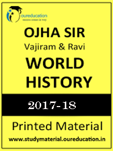 World History Printed Notes OJHA Sir Vajiram and Ravi