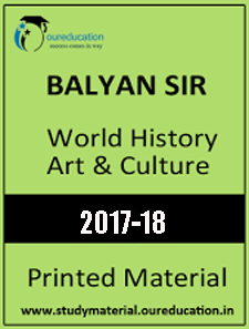 History Optional BALYAN Sir Printed Material