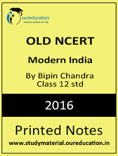 Modern India by Bipin Chandra Old NCERT