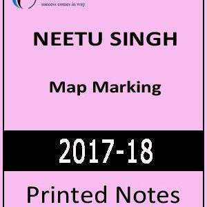 Geography Map Marking by Neetu Singh