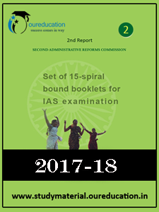 2nd ARC Report Set 15 Spiral Bound Booklets IAS Examination