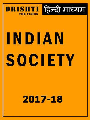 Indian Society Drishti IAS