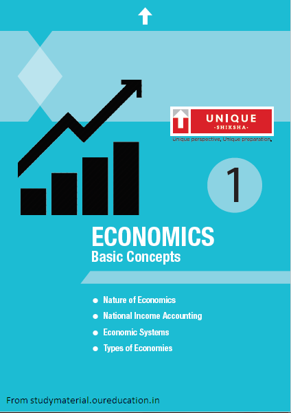 Economics E-Book – Handout Unique Shiksha
