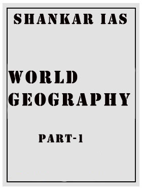 World Geography part-1 Shankar IAS