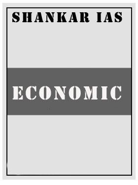 Economics Shankar IAS