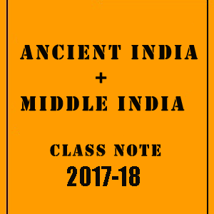Ancient India-Middle India Class Notes Drishtiदृष्टि