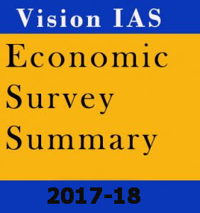 Economic Survey Summary – by Vision IAS