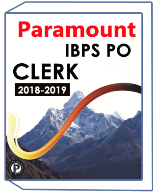 IBPS PO Clerk full course Paramount