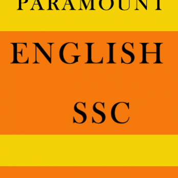 English Printed Notes for SSC Paramount