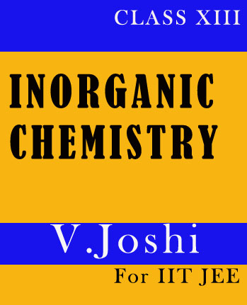 In-organic Chemistry Printed Notes - V  Joshi