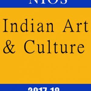 Indian Art & Culture NIOS