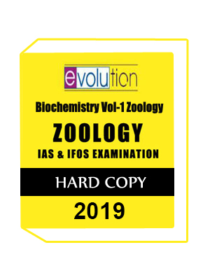 Biochemistry Vol-1 Zoology Notes