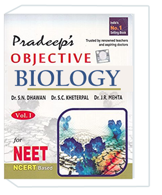 Pradeep's Objective Biology Volume-1