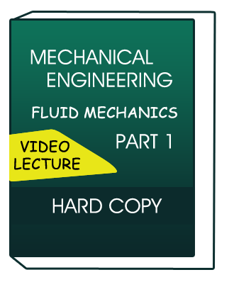 MECHANICAL ENGINEERING FLUID MECHANICS VIDEO LECTURE PART 1