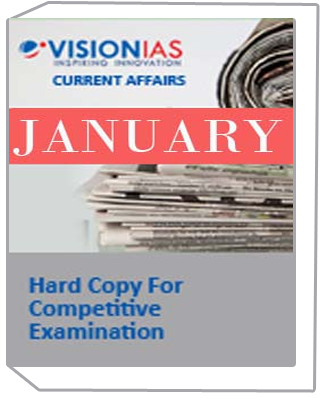 Vision IAS Current Affairs Hard Copy for Competitive Exam