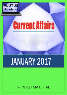 Current Affairs for January Month