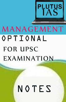 Management Optional Notes for UPSC