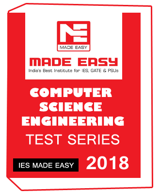 COMPUTER SCIENCE ENGINEERING TEST SERIES IES MADE EASY