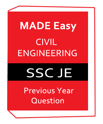 CIVIL ENGINEERING PREVIOUS YEARS QUESTION SSC JE