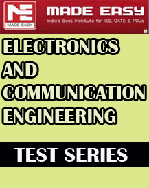 ELECTRONICS AND COMMUNICATION ENGINEERING TEST SERIES IES MADE EASY