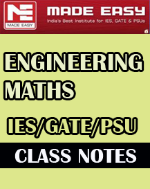 ENGINEERING MATHS CLASS NOTES MADE EASY