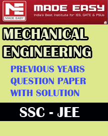 SSC MECHANICAL Engineering PREVIOUS YEARS QUESTION