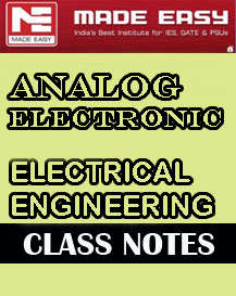 Analog Electronics Class Notes Made Easy