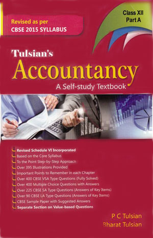 Tulsians Accountancy Part A Class 12