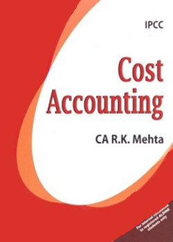 Cost Accounting Book by R K Mehta