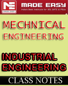 Industrial Engineering Class Notes Made Easy