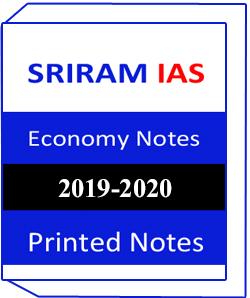 SRIRAM IAS – General Studies – Indian Economy