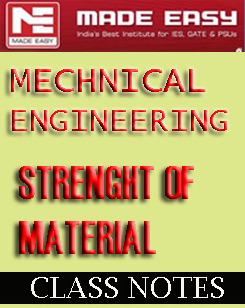Strenght of Material Class Notes Made Easy