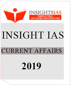Insight IAS Monthly Current Affairs September 2019(Prebooking)