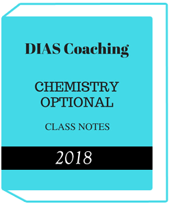 DIAS Coaching CHEMISTRY Optional Printed Notes