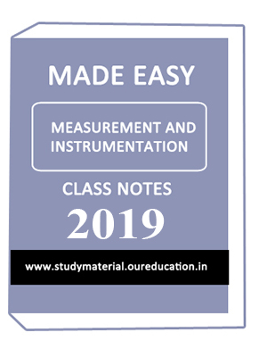 EASY CLASS NOTES FOR IES GATE IAS PSUs