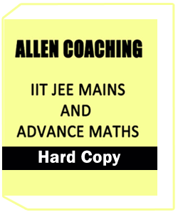 Allen Coaching IIT MAINS AND ADVANCE MATHS